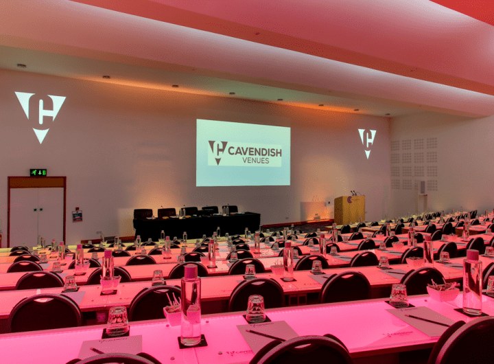 Enjoy a fragrance worth £100 when booking a 2018 event at Cavendish Venues
