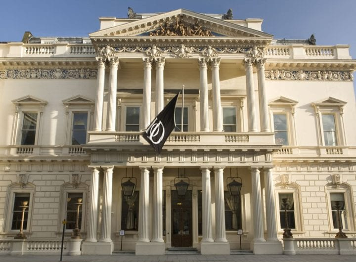 Win two tickets to the English National Opera with 116 Pall Mall