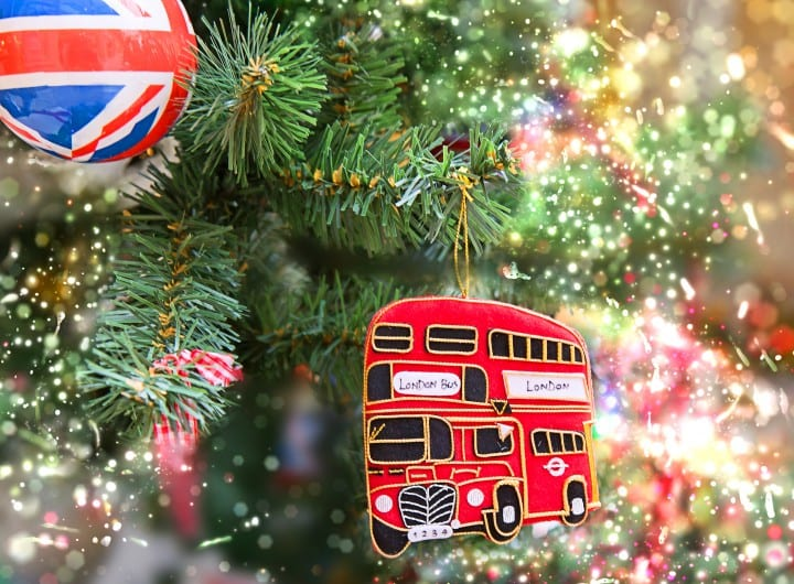 Yule Britannia from £58.50pp at the QEII Centre