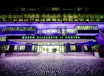 The QEII Centre Venue London