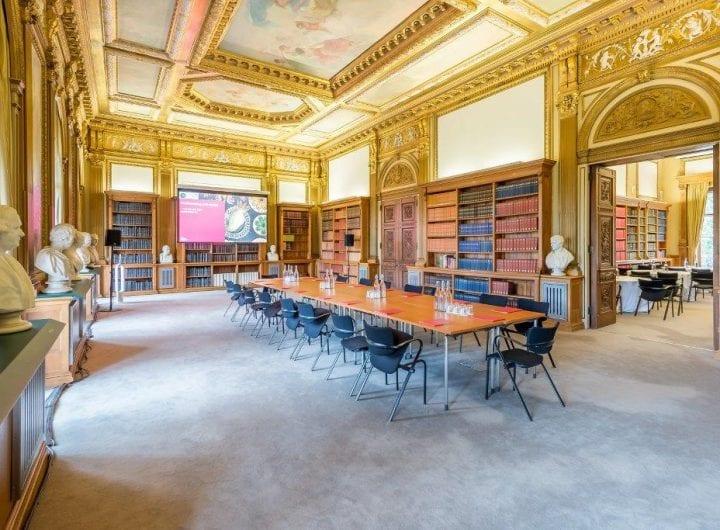 50% off room hire at The Royal Society
